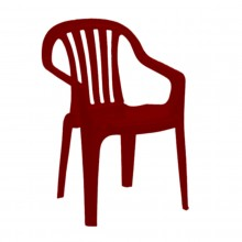 Silla King (Bordo)