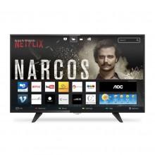 """TV 49"""" FHD Aoc LE49S5970 Smart"""