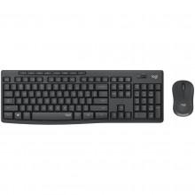 Teclado + Mouse Logitech MK200 USB